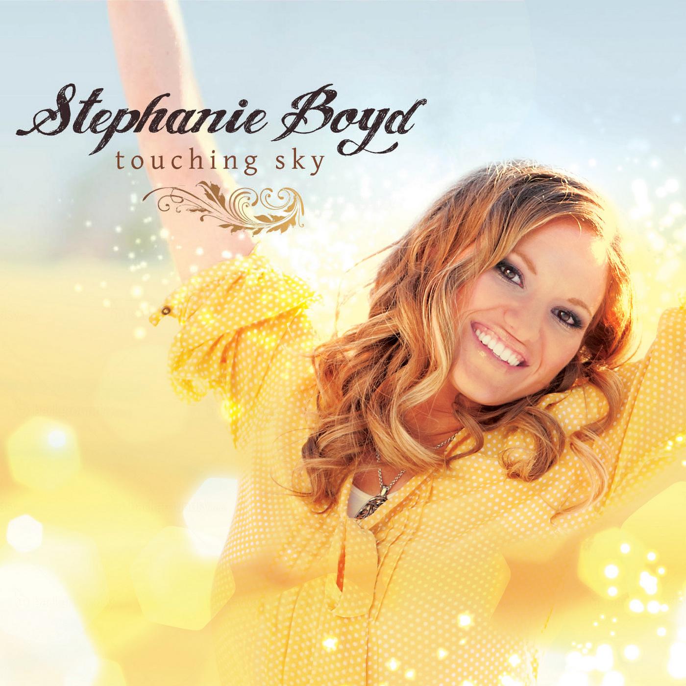 Touching Sky - Album Cover