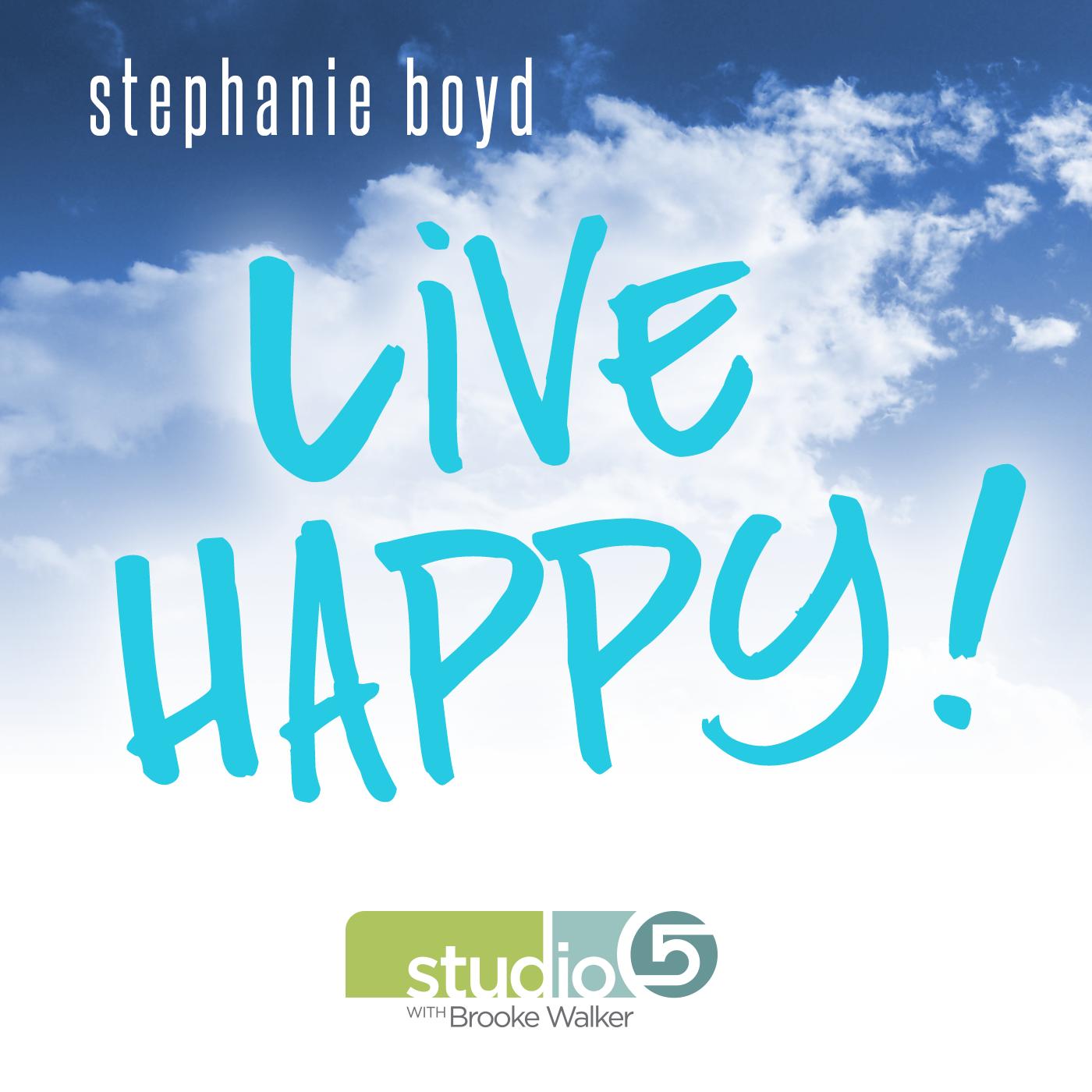 Live Happy Album Cover 4